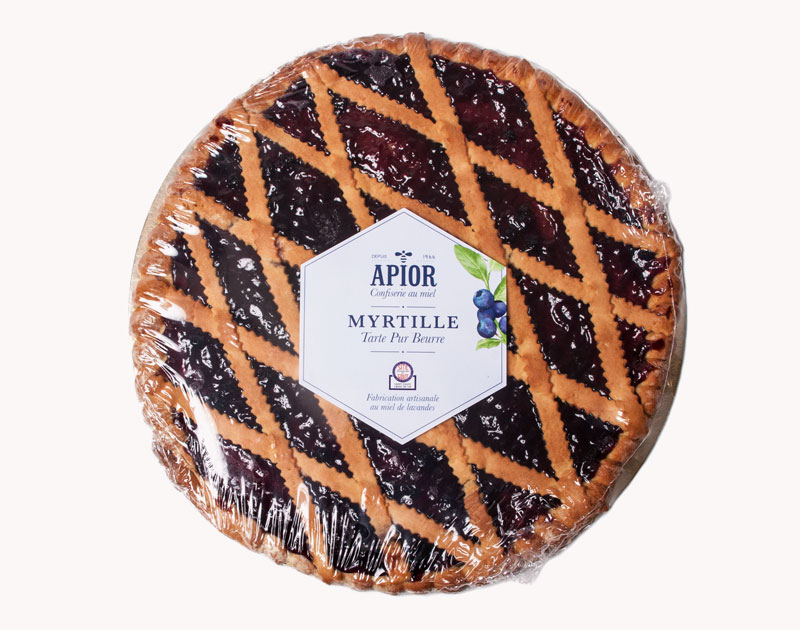 Tarte Myrtille