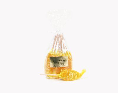 Sucette Miel Citron